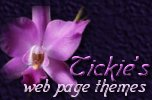 Visit Tickie's Web Page Themes